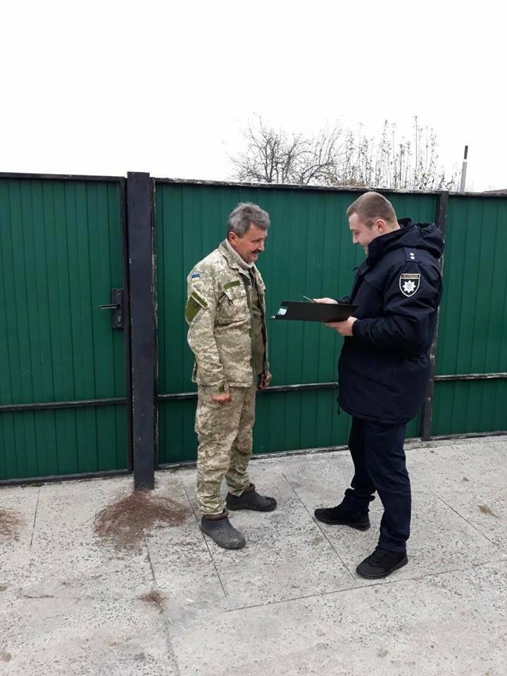 На Броварщині гості  -  «ВІЗИТ» поліціантів, фото-2