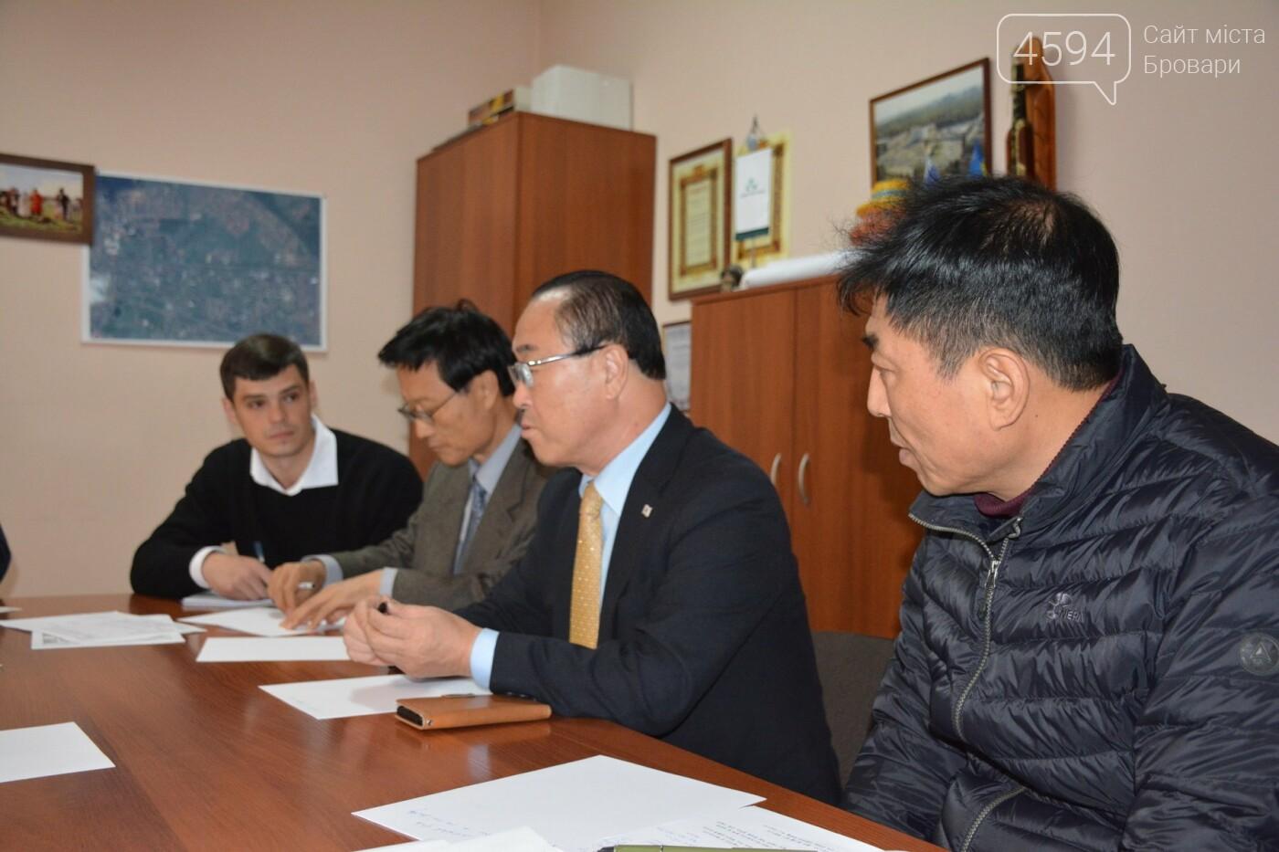Корейська компанія може поліпшити екологію в Броварах, фото-1