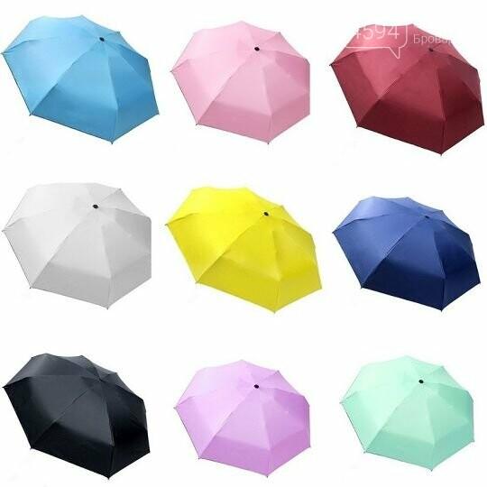Міні-парасолька - новинка, яка підкорить кожного, фото-3