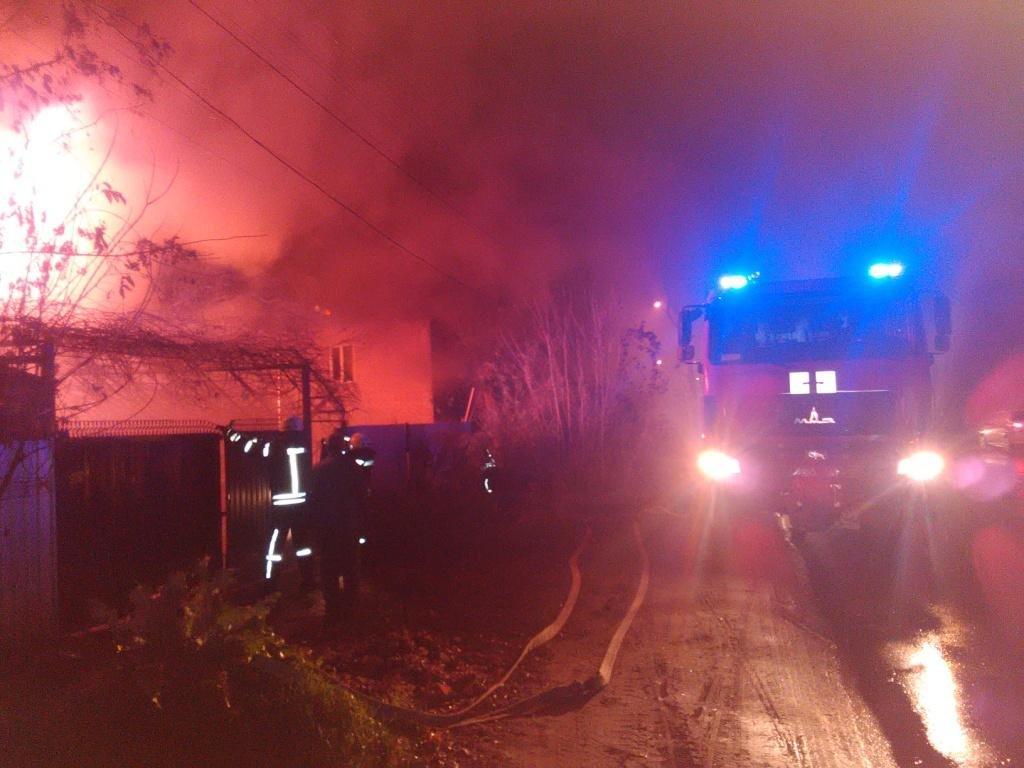 В Броварах ліквідували загорання приватного гаражу, фото-1