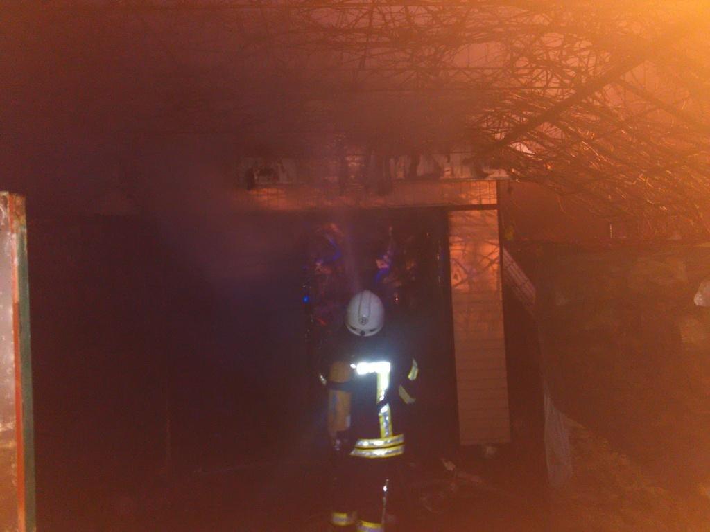 В Броварах ліквідували загорання приватного гаражу, фото-2