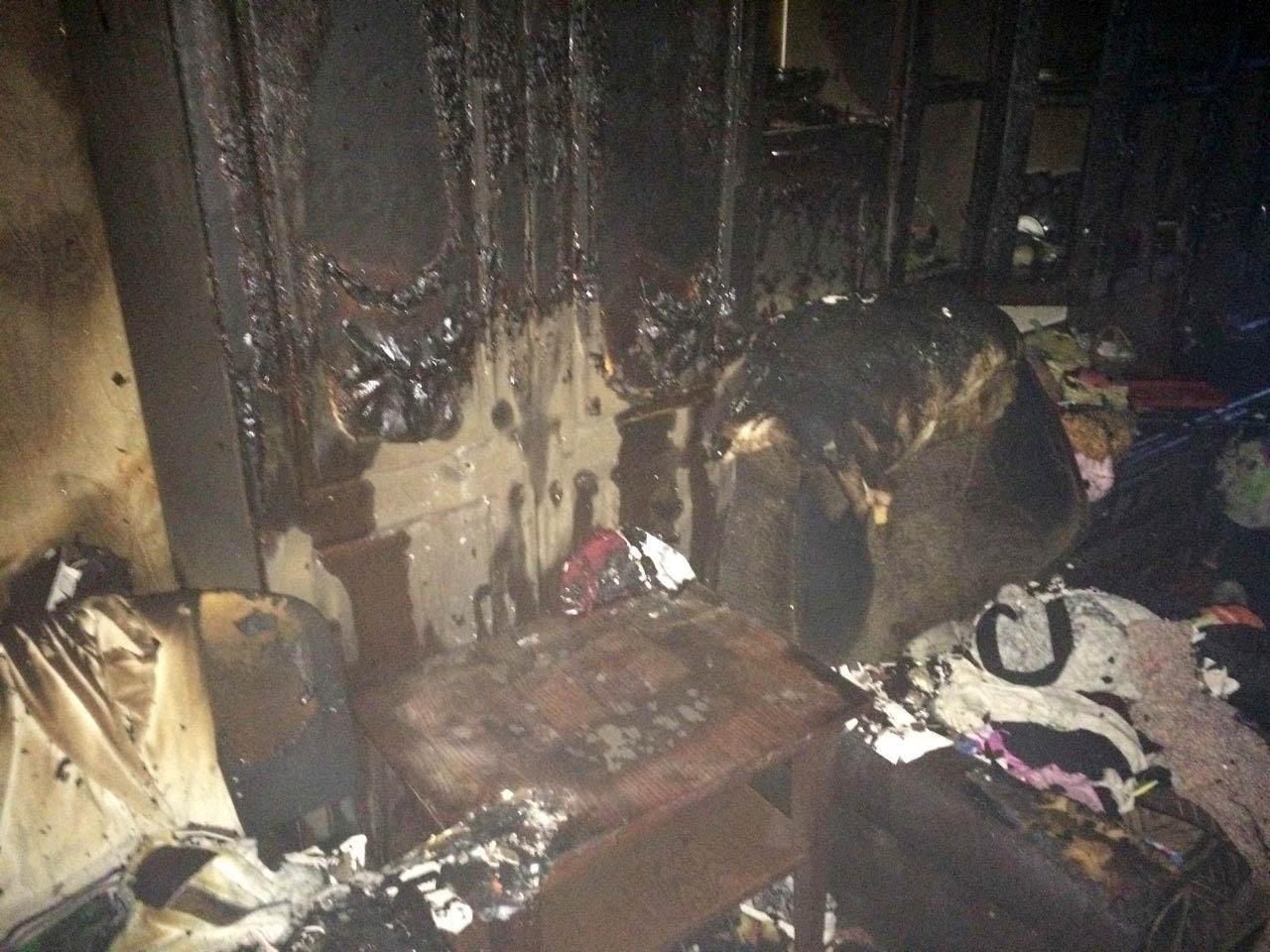 Від вибуху телевізора постраждала родина з маленькою дитиною, фото-1
