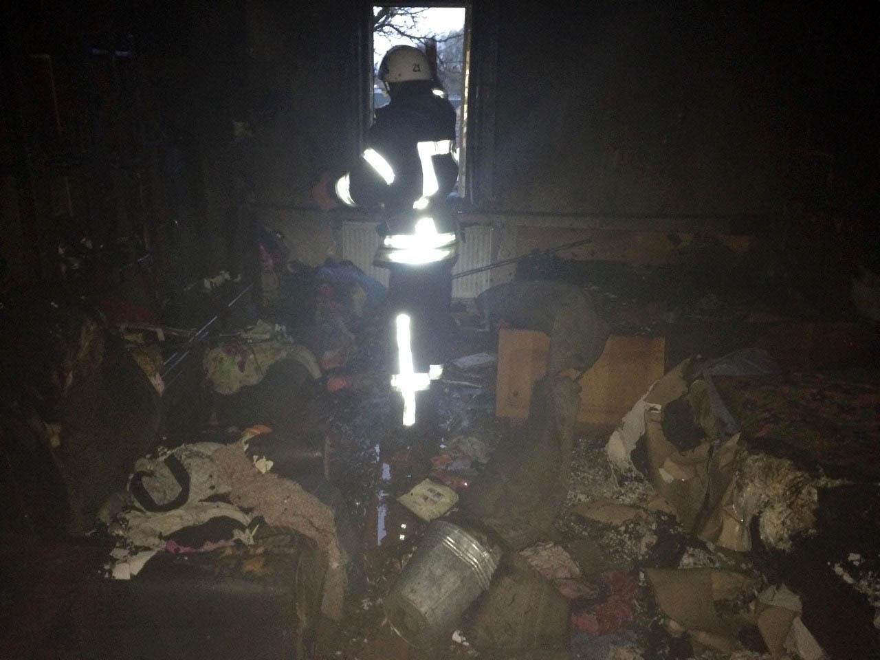 Від вибуху телевізора постраждала родина з маленькою дитиною, фото-2