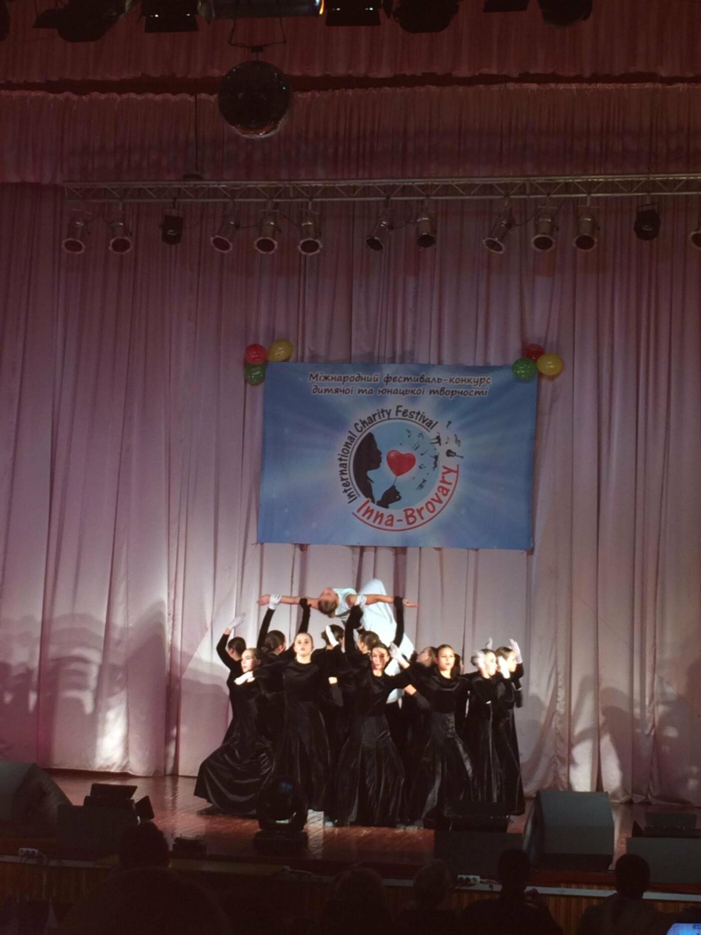 II Міжнародний фестиваль-конкурс дитячої та юнацької творчості у Броварах, фото-6