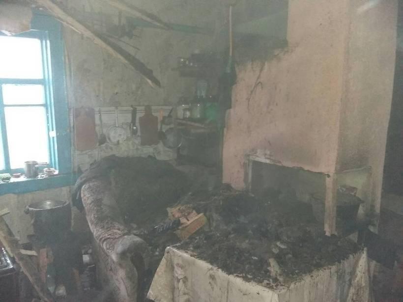 Пожежа в Броварському районі, фото-2
