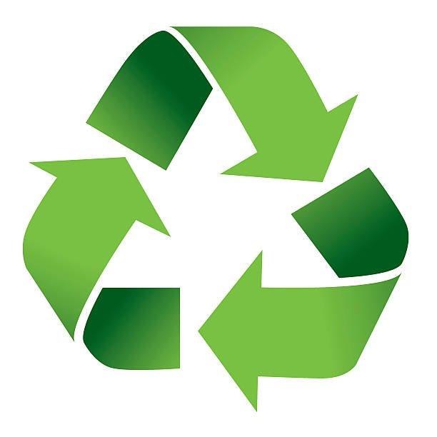Міжнародний символ вторинної переробки - стрічка Мебіуса
