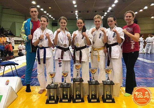 Броварські призери Кубку Світу були нагороджені в міськраді , фото-1