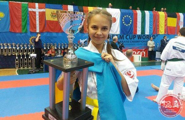 Броварські призери Кубку Світу були нагороджені в міськраді , фото-2