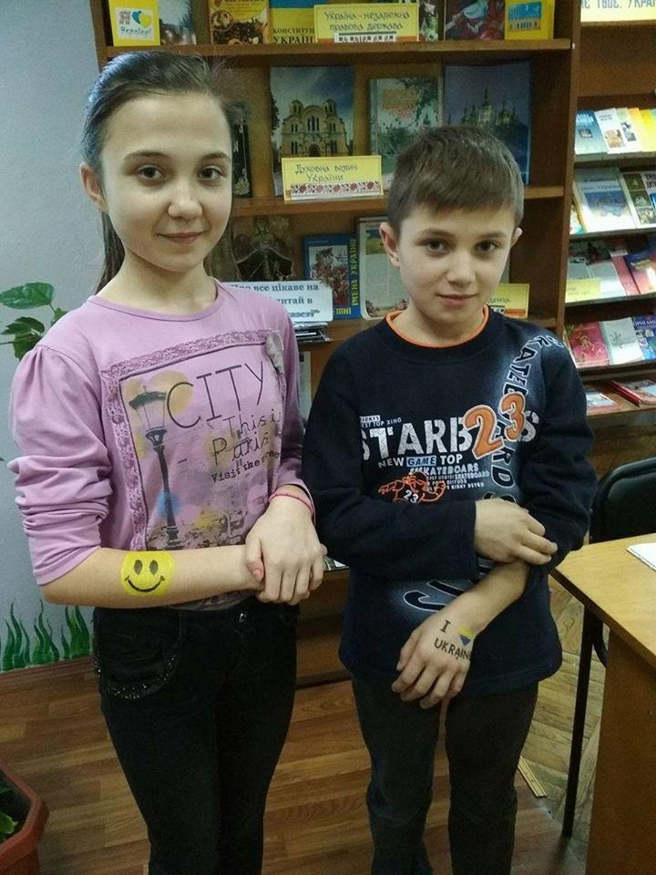 Броварська бібліотека провела заняття для дітей , фото-4