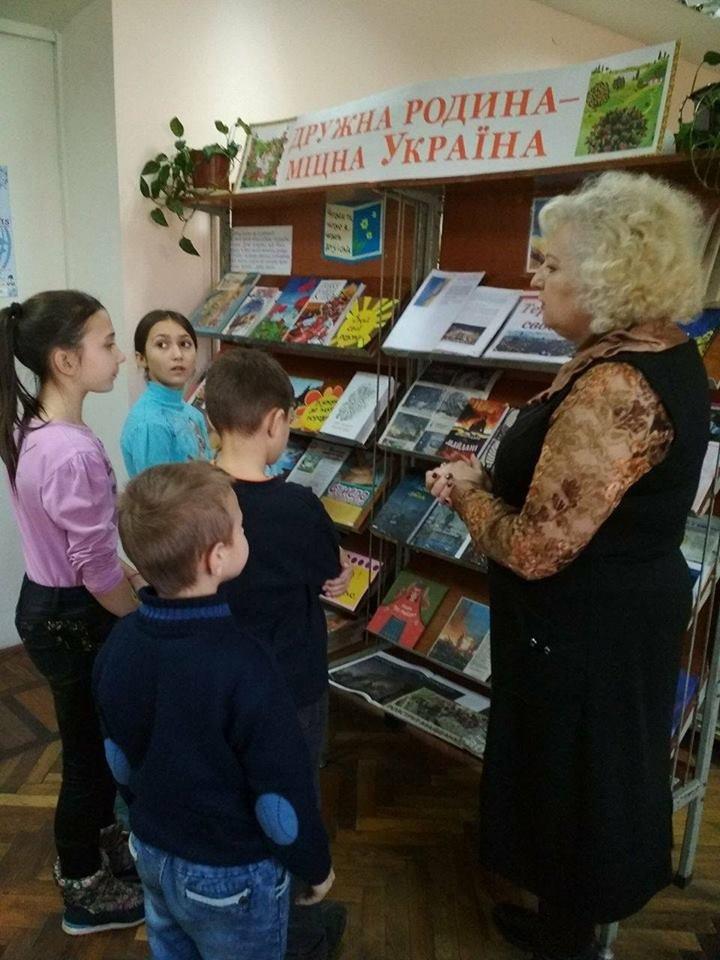 Броварська бібліотека провела заняття для дітей , фото-5