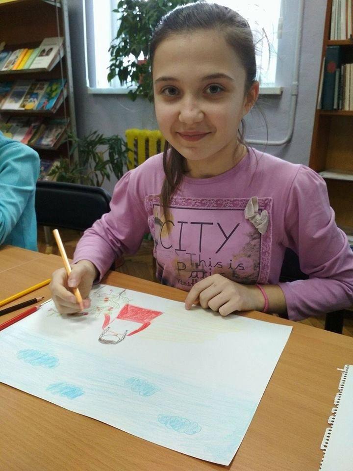 Броварська бібліотека провела заняття для дітей , фото-6