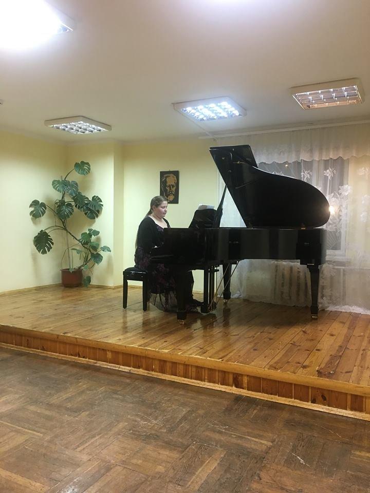 У Броварській музичній школі пройшла лекція-концерт, фото-2