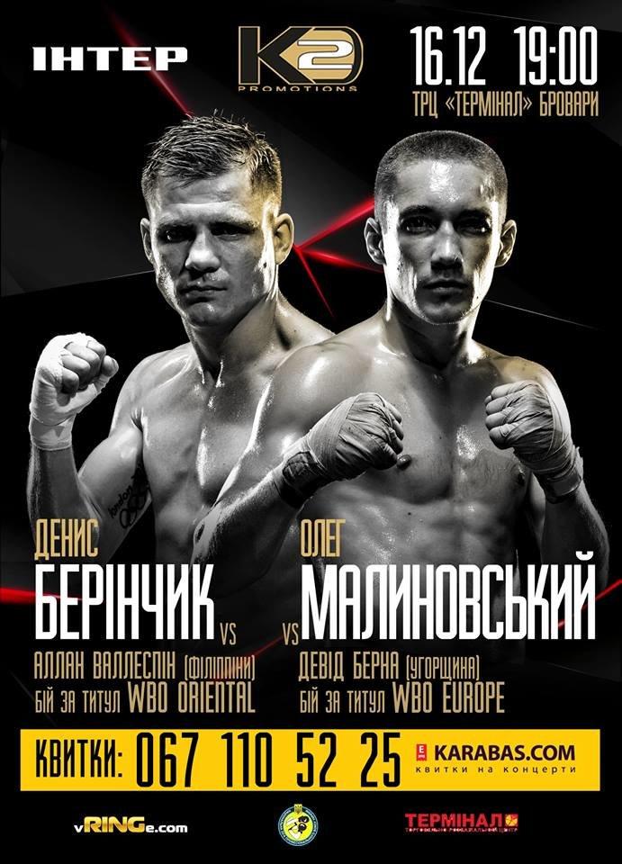 У Броварах відбудеться боксерське шоу компанії братів Кличків, фото-1
