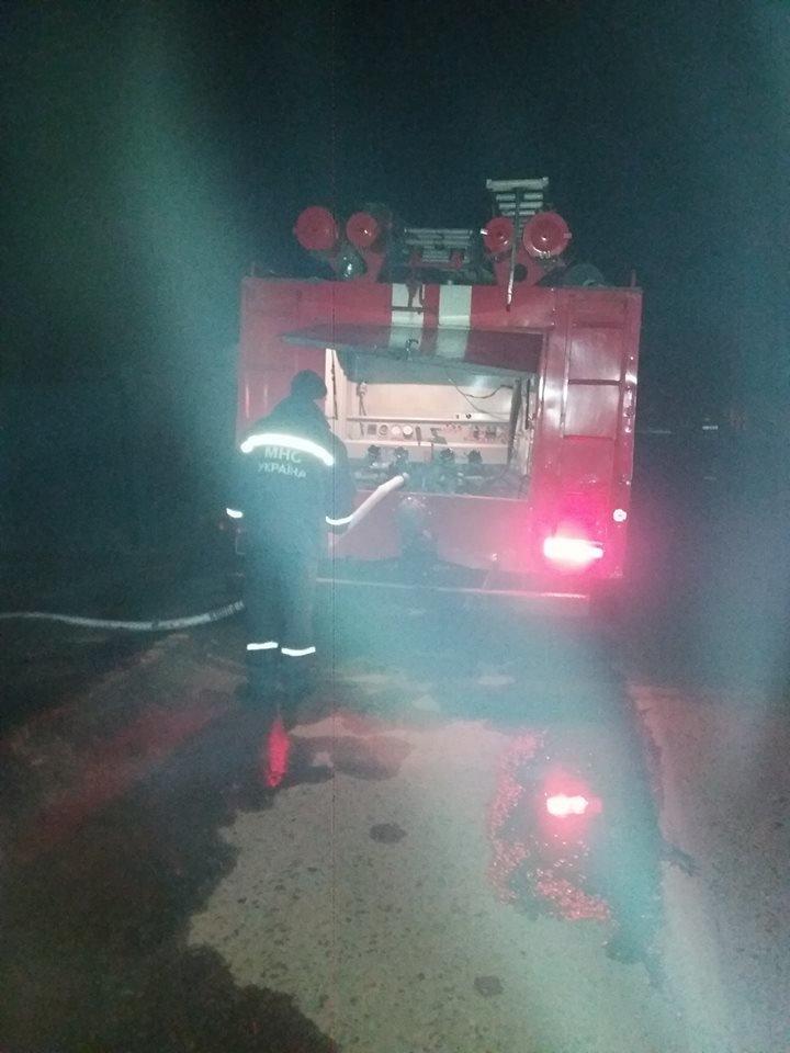 Пожежа на Броварщині , фото-2