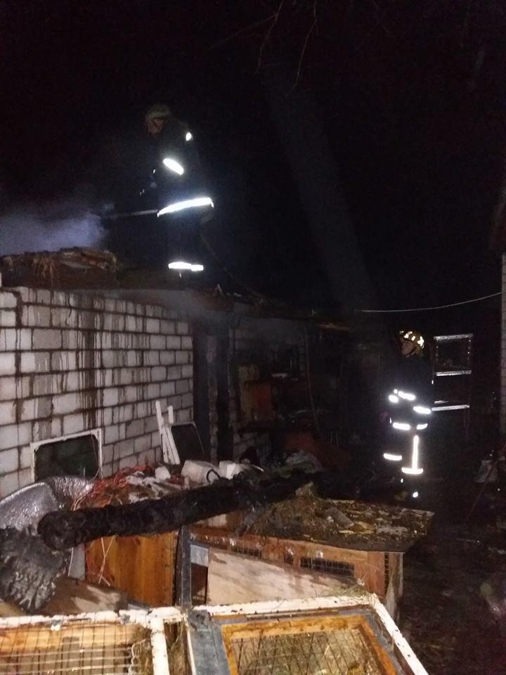 Пожежа на Броварщині , фото-3