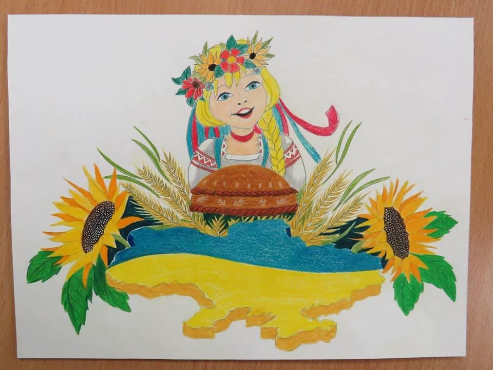 У Броварах відбувся конкурс дитячого патріотичного малюнку, фото-9