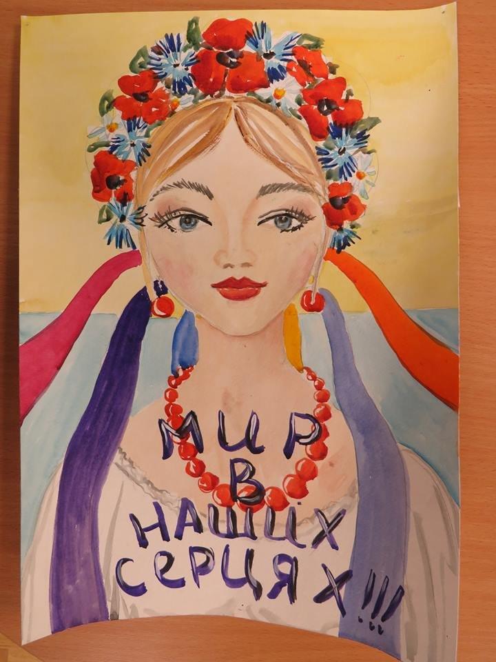 У Броварах відбувся конкурс дитячого патріотичного малюнку, фото-3