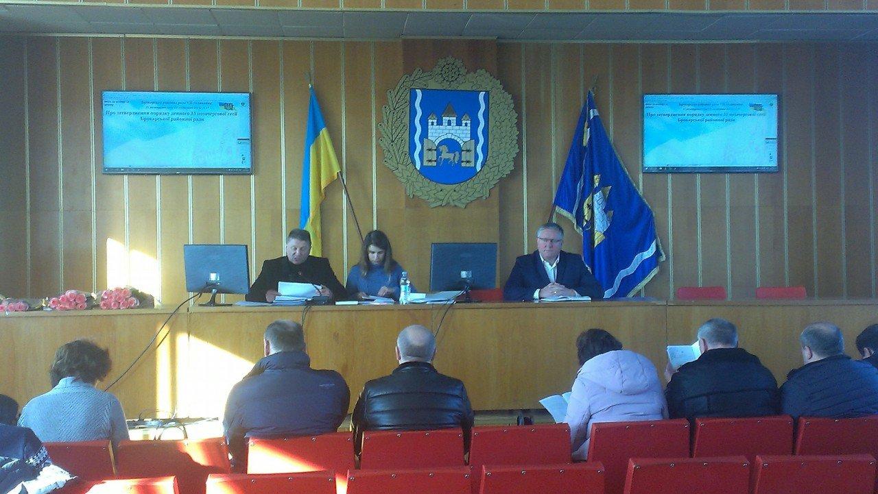 Відбулось засідання 33 позачергової сесії Броварської районної ради, фото-2