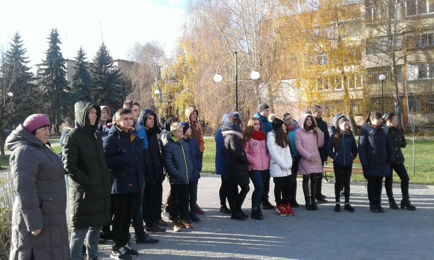 День пам'яті жертв голодоморів на Броварщині , фото-7