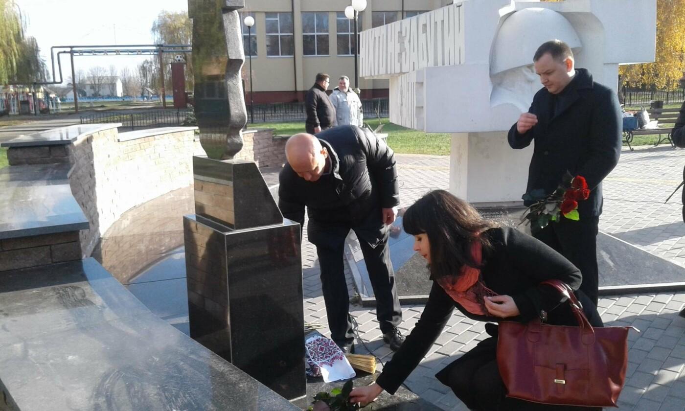 День пам'яті жертв голодоморів на Броварщині , фото-2
