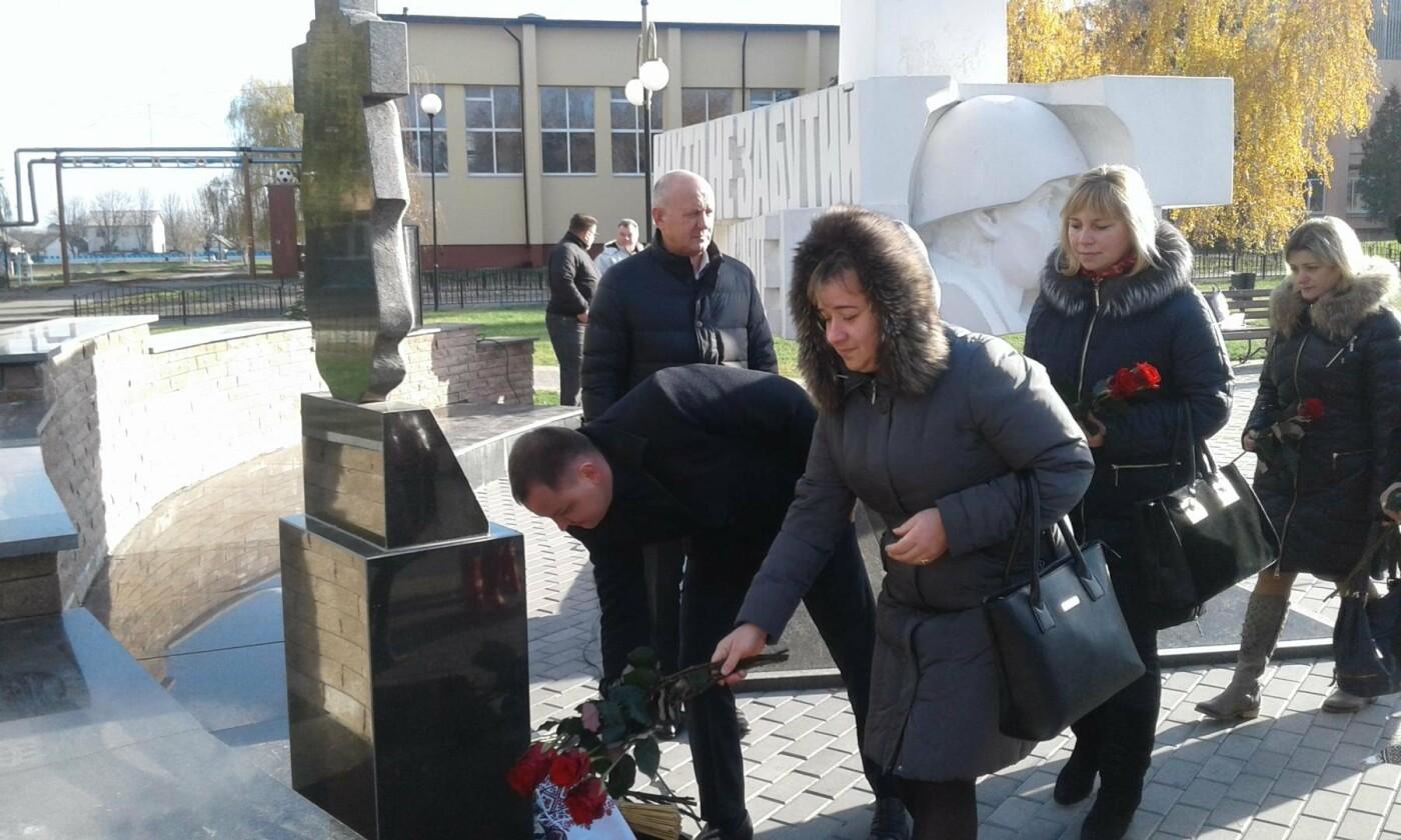 День пам'яті жертв голодоморів на Броварщині , фото-5