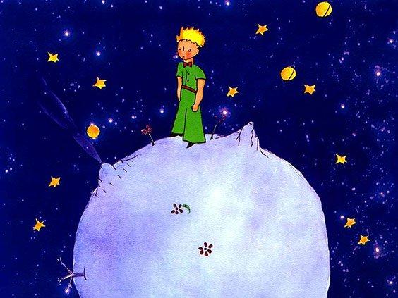 """Книга тижня: """"Маленький принц"""" Антуан де Сент-Екзюпері., фото-1"""