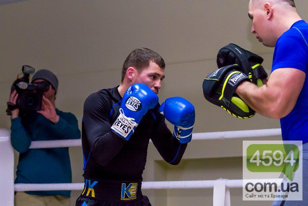 Беринчик, Малиновський та Валлеспін провели відкрите тренування , фото-10