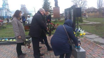 На Броварщині вшанували учасників ліквідації наслідків аварії на Чорнобильській АЕС, фото-6