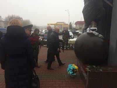 На Броварщині вшанували учасників ліквідації наслідків аварії на Чорнобильській АЕС, фото-7