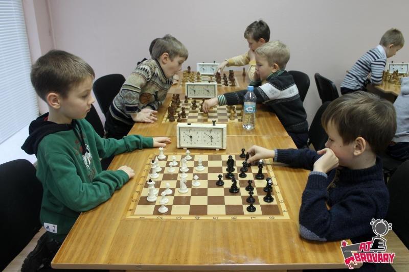 У Броварах провели дитячий турнір зі швидких шахів, фото-2