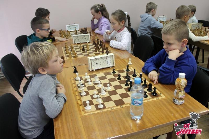 У Броварах провели дитячий турнір зі швидких шахів, фото-1