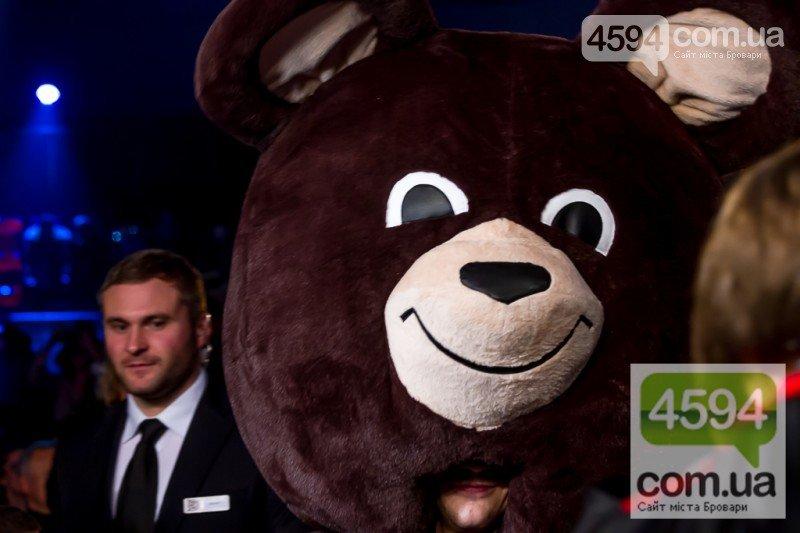 Беринчик вийшов на ринг у костюмі олімпійського ведмедика, фото-2