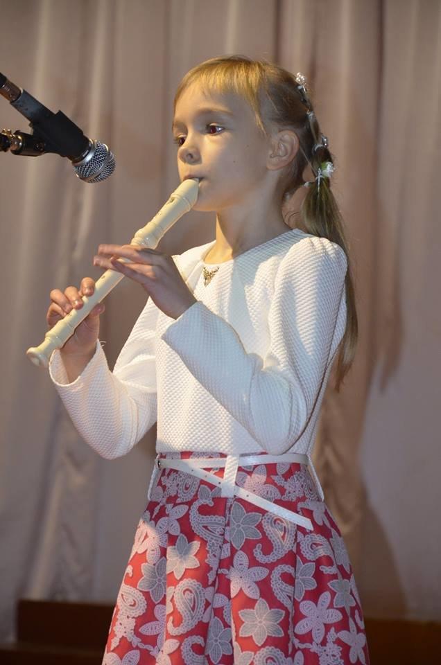 Учні дитячої музичної школи Броварів дебютували на сцені «Прометею», фото-1