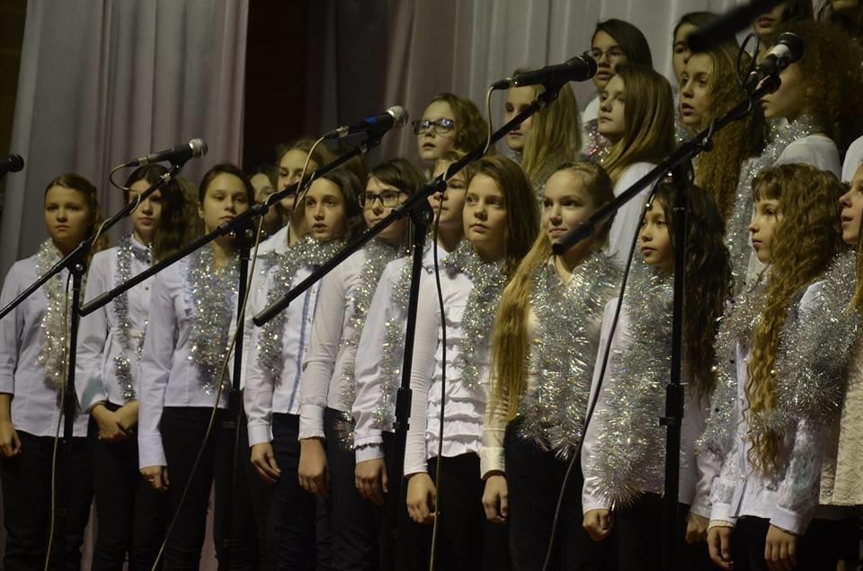 Учні дитячої музичної школи Броварів дебютували на сцені «Прометею», фото-3