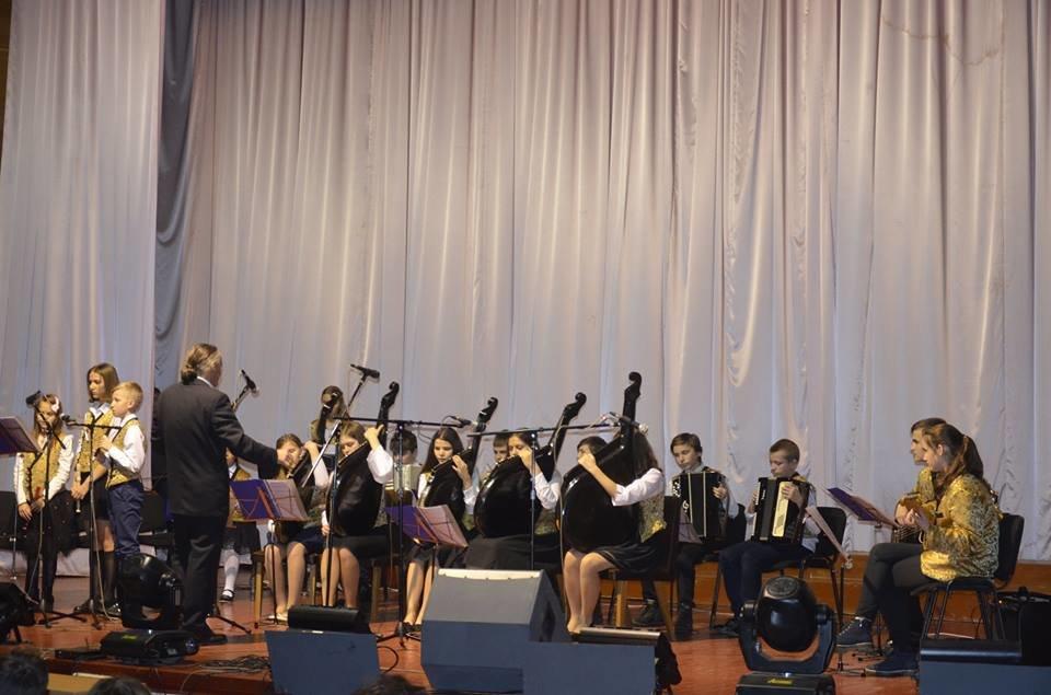 Учні дитячої музичної школи Броварів дебютували на сцені «Прометею», фото-4