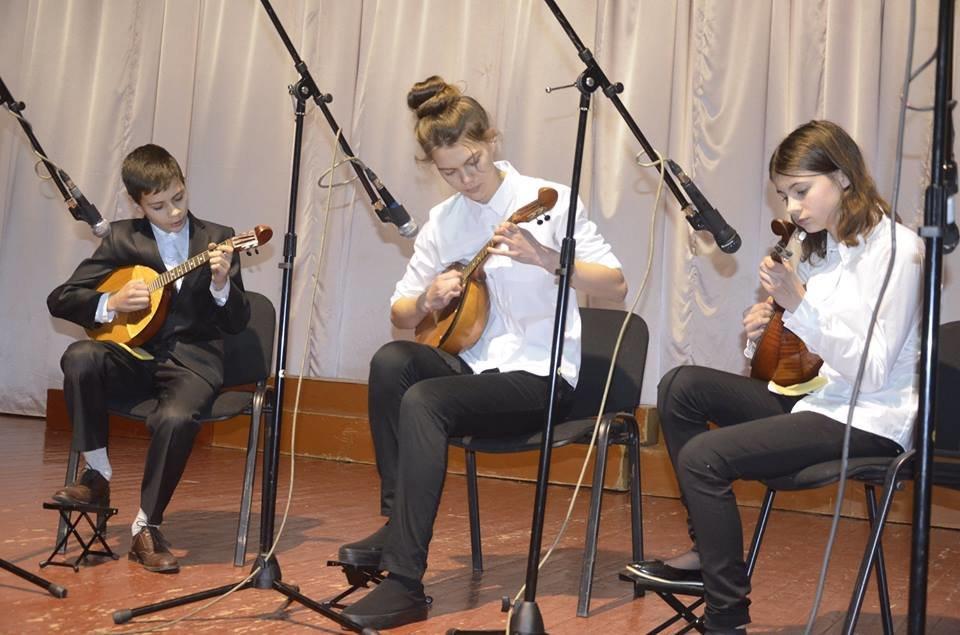 Учні дитячої музичної школи Броварів дебютували на сцені «Прометею», фото-6