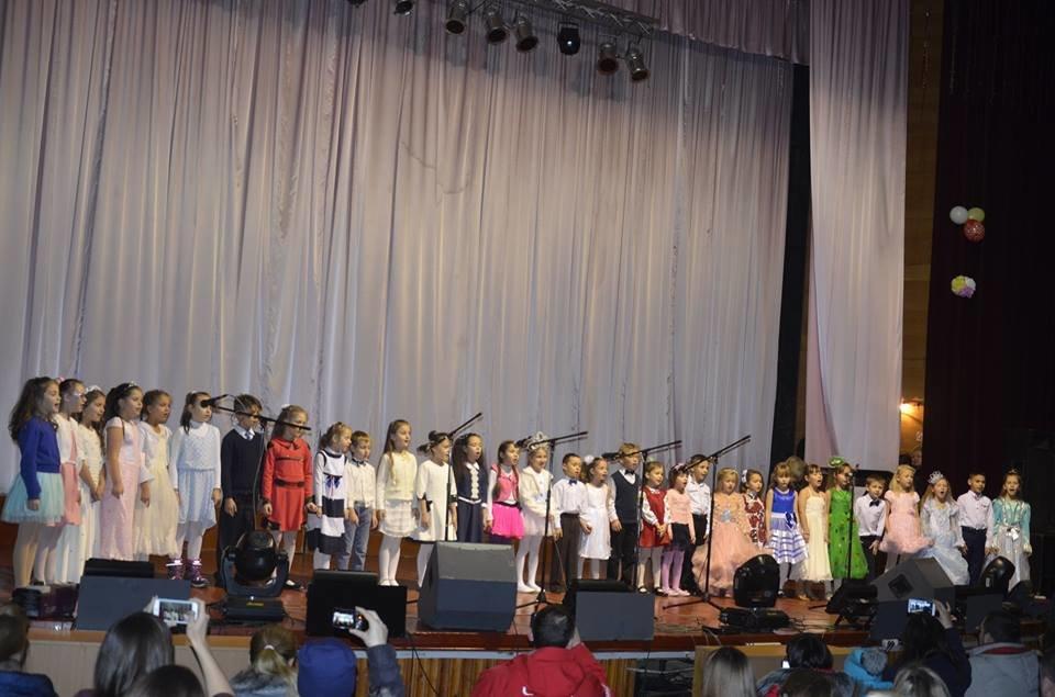 Учні дитячої музичної школи Броварів дебютували на сцені «Прометею», фото-7