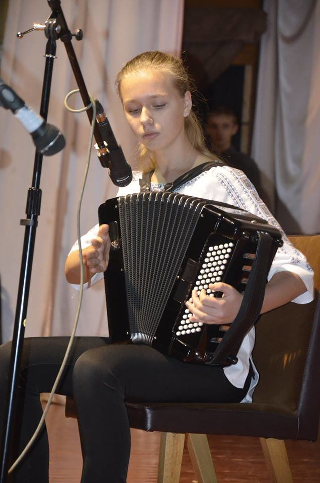 Учні дитячої музичної школи Броварів дебютували на сцені «Прометею», фото-8