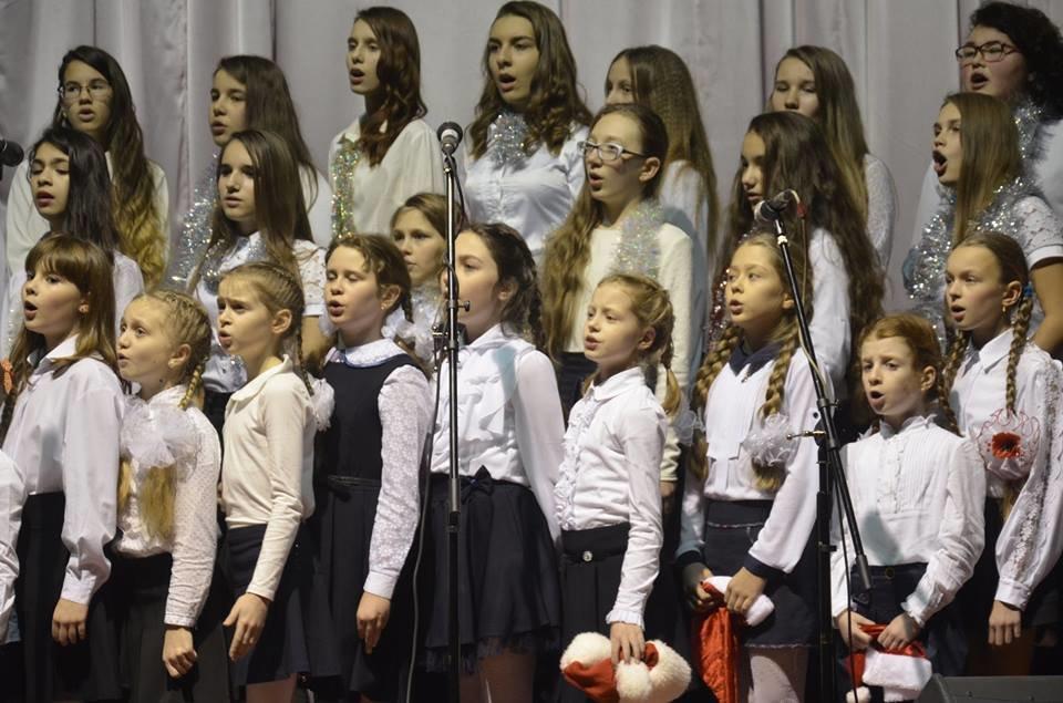 Учні дитячої музичної школи Броварів дебютували на сцені «Прометею», фото-16