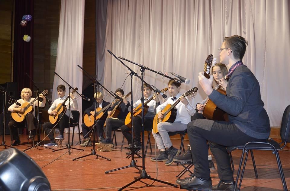 Учні дитячої музичної школи Броварів дебютували на сцені «Прометею», фото-15