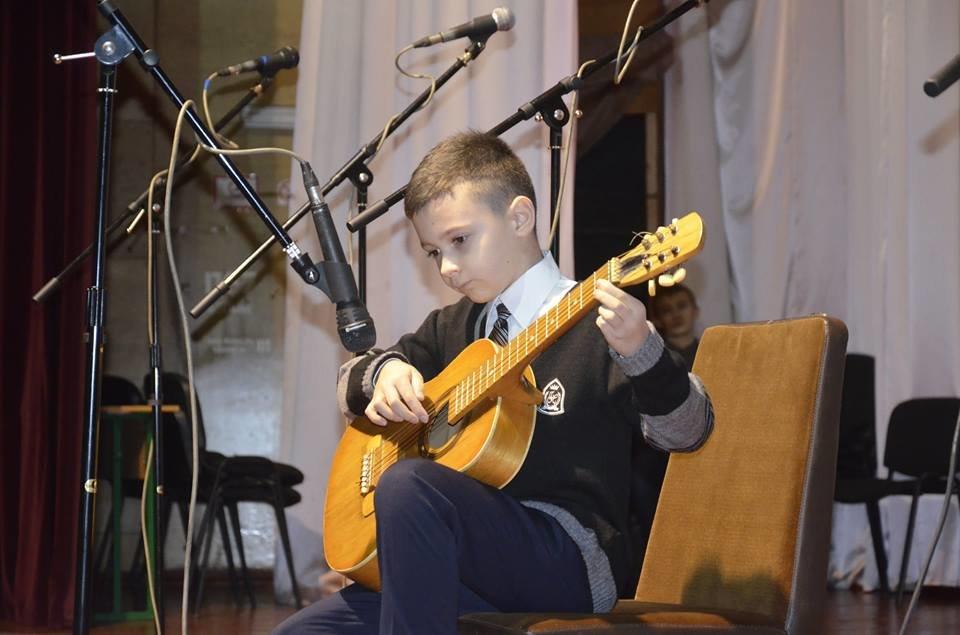 Учні дитячої музичної школи Броварів дебютували на сцені «Прометею», фото-19