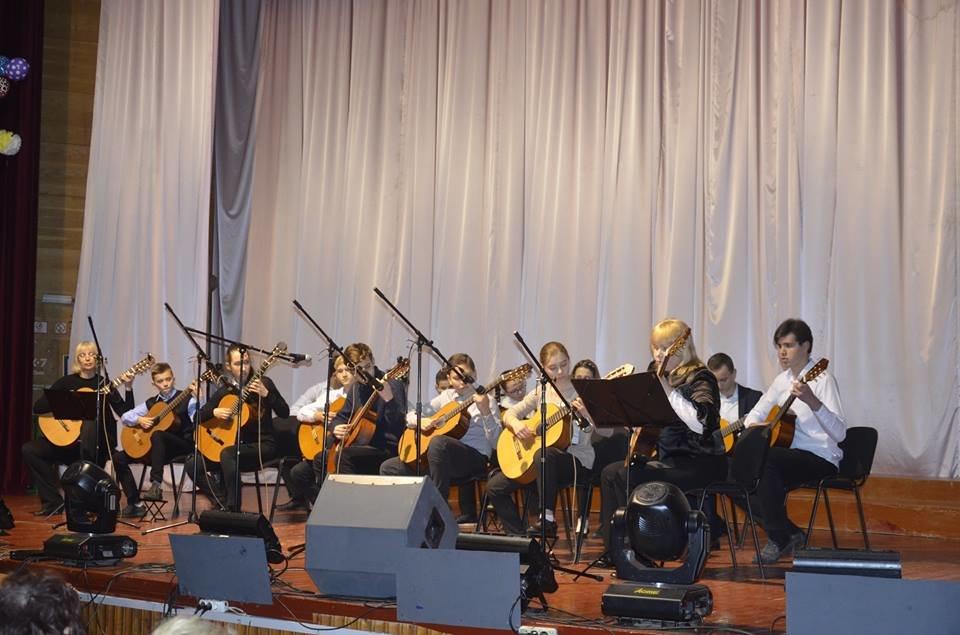 Учні дитячої музичної школи Броварів дебютували на сцені «Прометею», фото-14