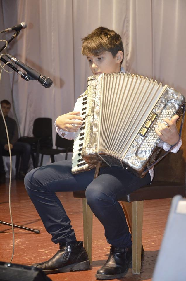 Учні дитячої музичної школи Броварів дебютували на сцені «Прометею», фото-20