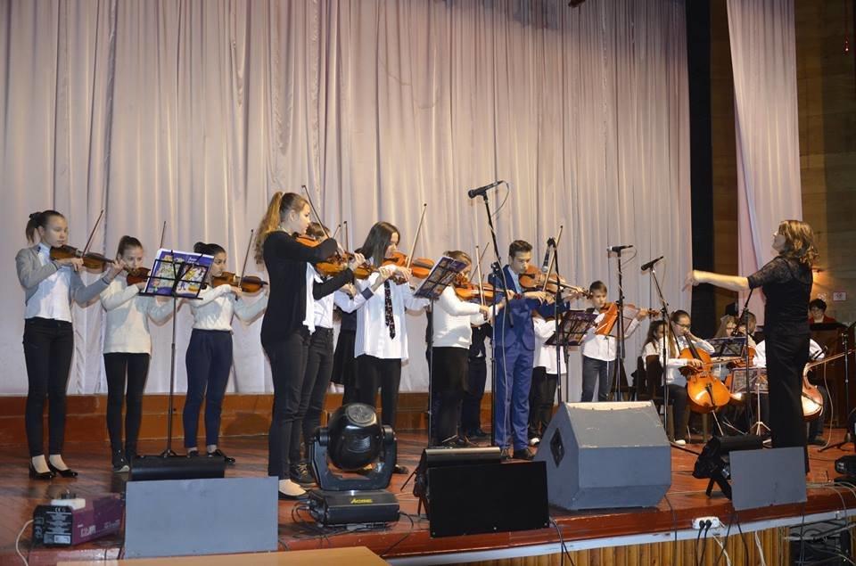 Учні дитячої музичної школи Броварів дебютували на сцені «Прометею», фото-17