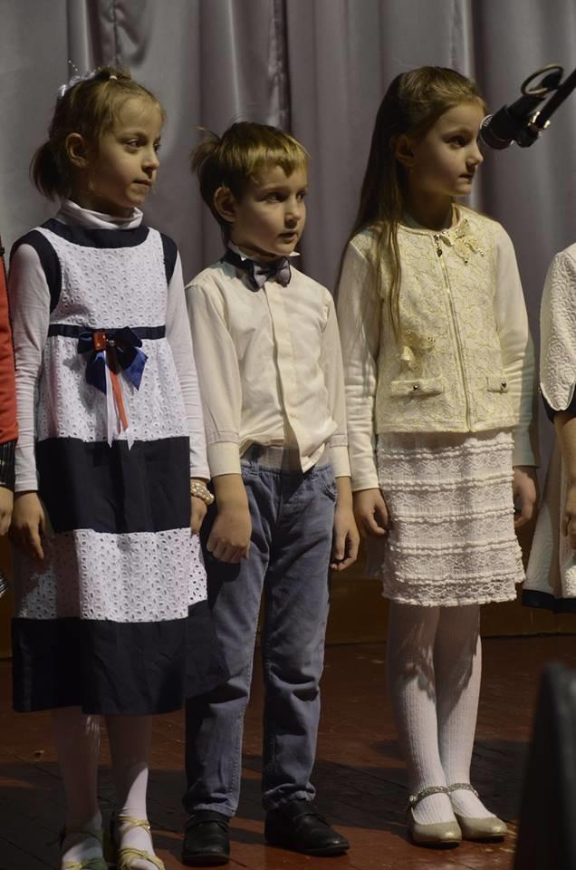 Учні дитячої музичної школи Броварів дебютували на сцені «Прометею», фото-10