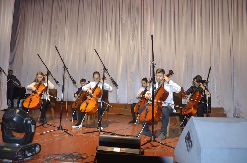 Учні дитячої музичної школи Броварів дебютували на сцені «Прометею», фото-11