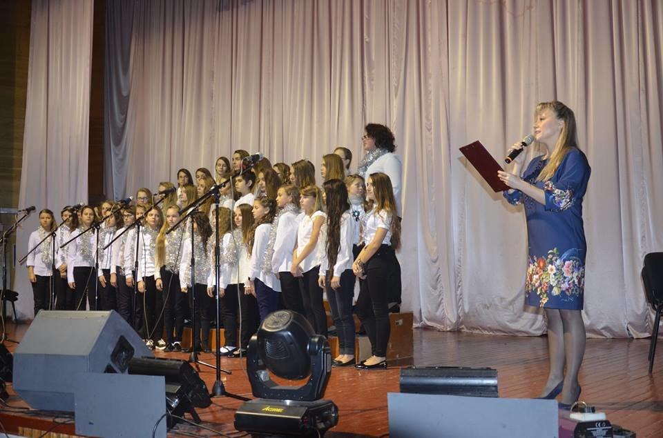 Учні дитячої музичної школи Броварів дебютували на сцені «Прометею», фото-12