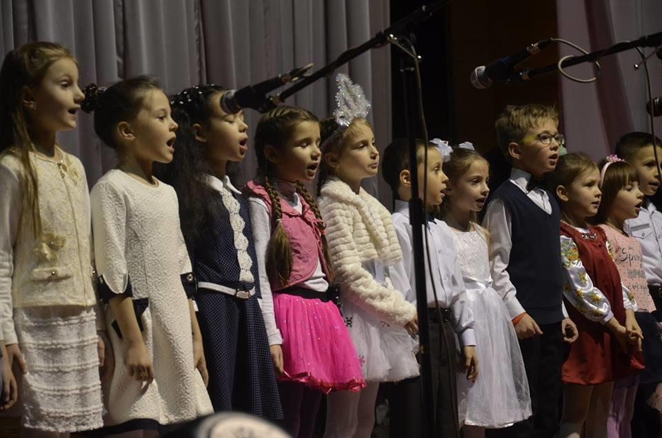 Учні дитячої музичної школи Броварів дебютували на сцені «Прометею», фото-13