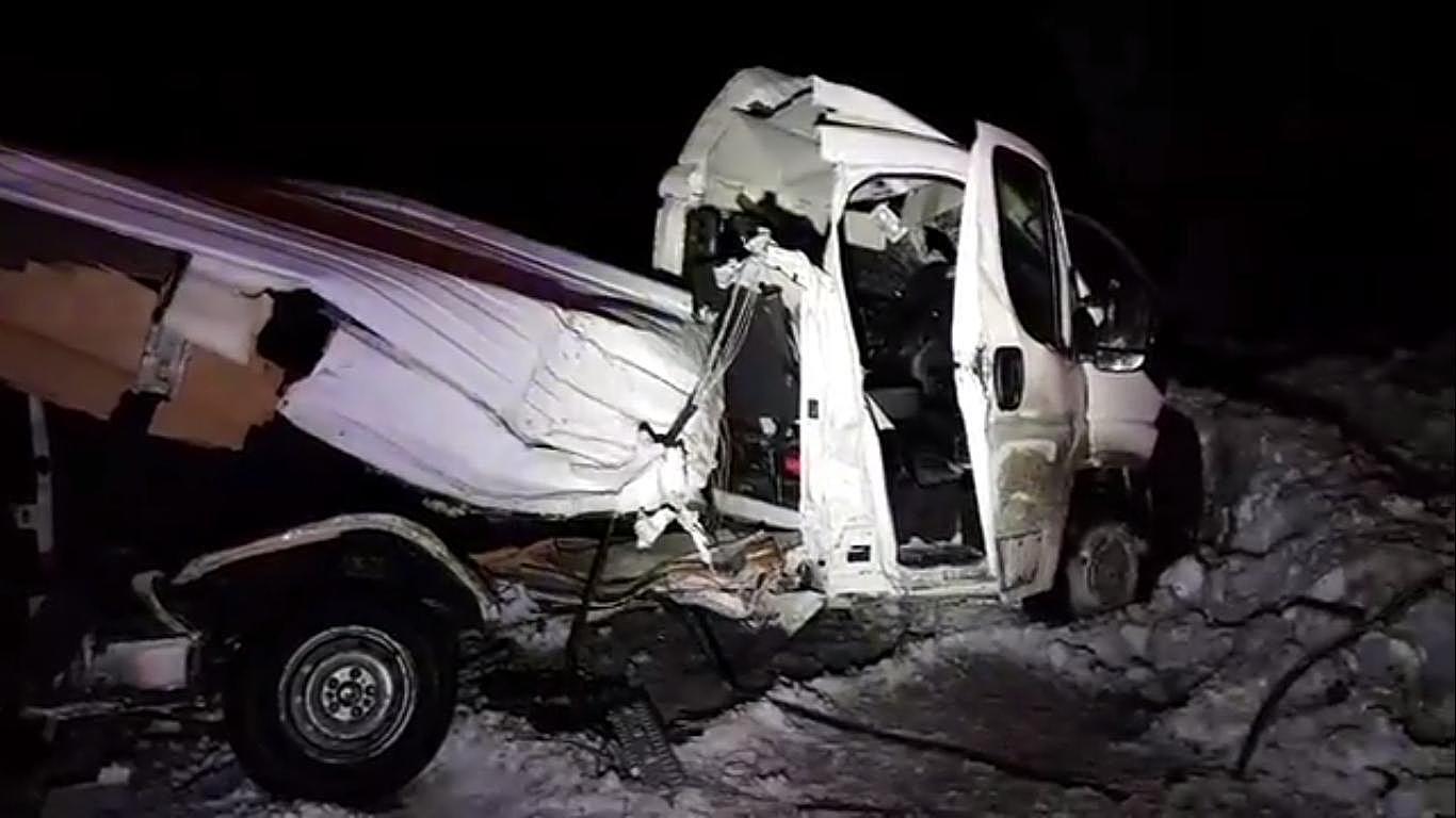 Мікроавтобус під Броварами розірвало на шматки. ВІДЕО, фото-2