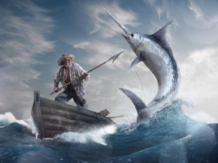 """Книга тижня: """"Старий і море"""" Ернест Хемінгуей, фото-1"""